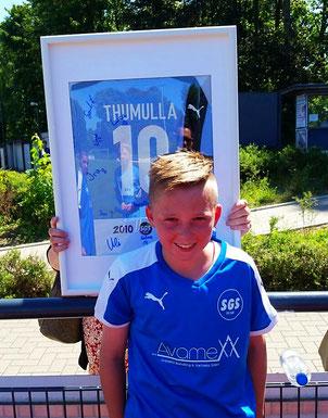 Paul Thumulla wechselt zur Spvg Schonnebeck