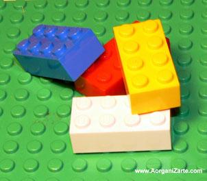 organizar piezas de lego - www.AorganiZarte.com