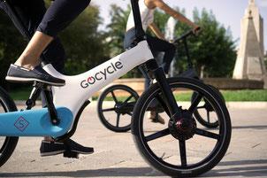 Gocycle e-Bikes und Pedelecs in Frankfurt