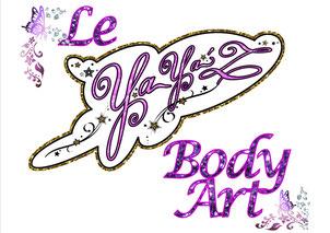 YaYa'Z Body Art-tatouages temporaires à domicile en Vendée et Loire Atlantique