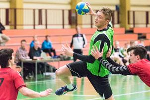Lukas Klimavicius für die TGO mA-Jugend (Foto: Hans-Peter Oberneder)
