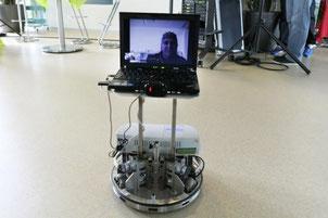 脳波コントロールロボット