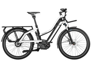 Riese & Müller Multicharger Mixte 2019 - Lasten e-Bike und City e-Bike
