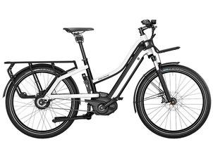 Riese & Müller Multicharger Mixte 2020 - Lasten e-Bike und City e-Bike