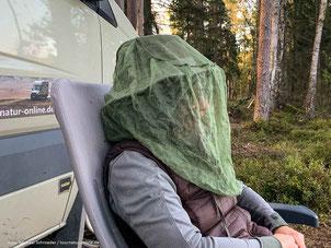 Mückenschutz für Draußen