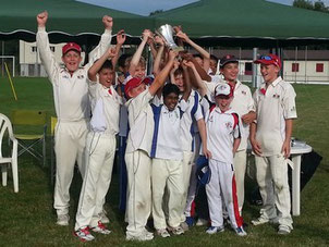 U13 Leman Cup winners in 2013