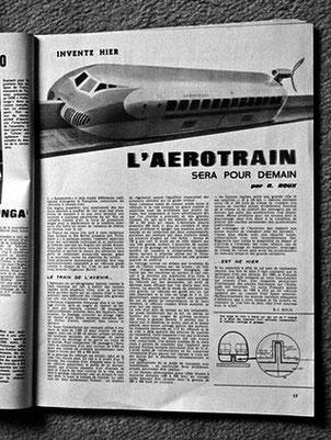 Dans la revue L'Automobile de janvier 1964