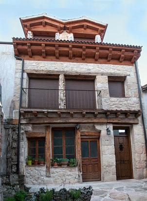 Fachada Casas Rurales