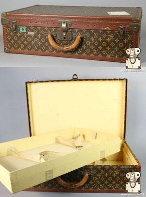 Valise Alzer le monde du voyage louis vuitton lozine 1950