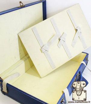 Interieur valise bisten cuir louis vuitton epi 2000