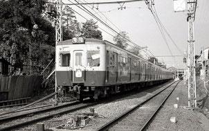 小田急線:1965年2月