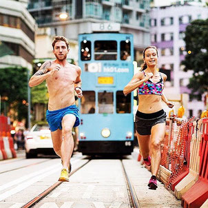 Running, City, Hong Kong, Running Guide, City Guide, Run My City, run to discover, run to explore