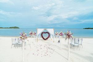 Ideen für die Hochzeit, Strandhochzeit