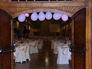 Rustikaler Hochzeitsstil in Perfektion