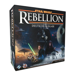 SPIEL'16: Brettspiel Rezension Star Wars Rebellion