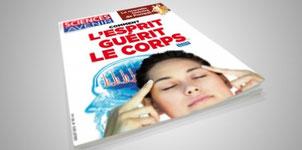 Couverture magazine Sciences et avenir, juillet 2013
