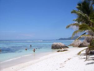 spiagge Seychelles