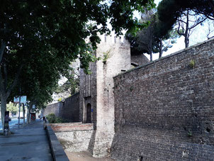 """Пешеходная экскурсия """"Крепостные стены Барселоны"""""""