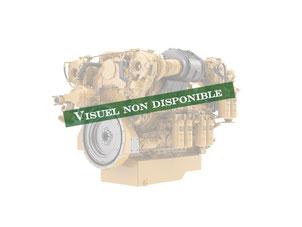 CAT 3516 DITA série 72Z - Морской двигатель Россия