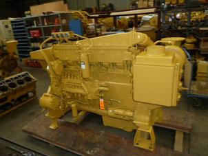 CAT 3406 Caterpillar - Морской двигатель Россия