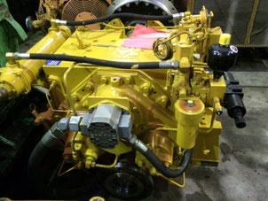 Gearbox Masson W7200, ratio 3,780:1