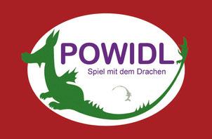 Logo Powidl Kinderanimation