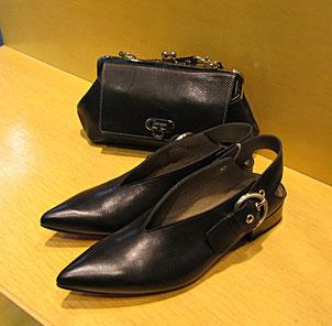 INDIVIDUAL(靴) FU-SI FERNALLE(バッグ)
