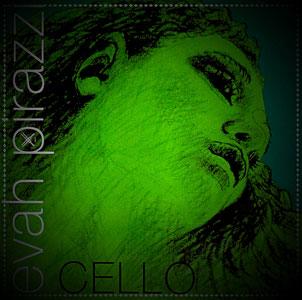Evah Pirazzi Cello Saiten  Satz günstig kaufen