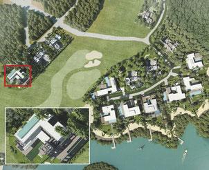 Achat villa très haut de gamme et de luxe ile Maurice