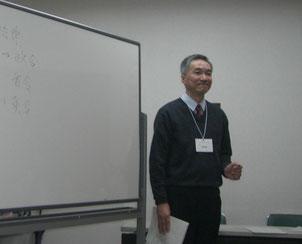 福岡市ももち文化センターでの講義風景