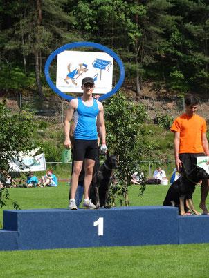 1. Platz 285 Punkte) - swhv THSM 2013 Pirmasens