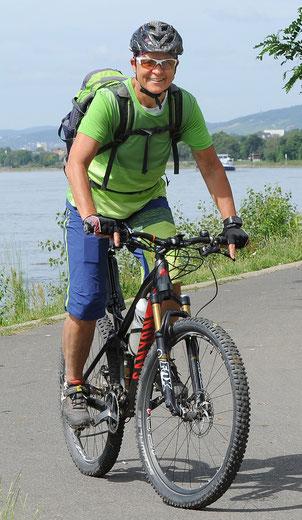 Petra Weiler von Bike & Coach Rheingau wieder fit