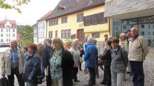 Bach-Haus in Eisenach
