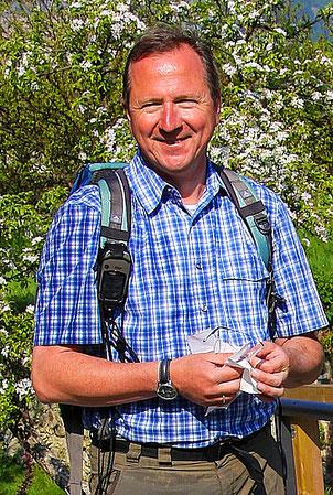 Wanderführer Rainer Lemmer