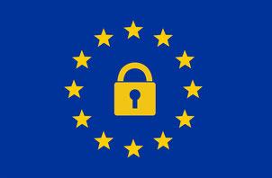 EU und Blockchain Regulierung Schloss