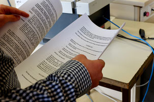 Die schriftliche Startfreigabe der Austrocontrol