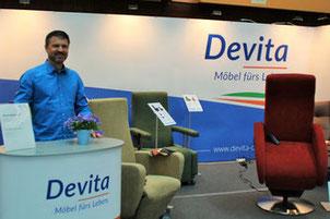 Frank Dewes, Geschäftsführer von Devita GmbH