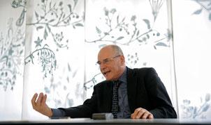 """«Ich würde den Ärzten eine grössere Therapiefreiheit einräumen"""", sagt Markus Moser."""
