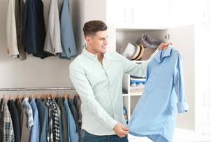 Beratung zu Mitarbeiterkleidung in Praxis, Kanzlei oder Hotel