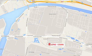 Long-Cours, transitaire maritime - agence du Havre