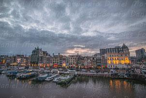 Ámsterdam, viaje Málaga-Colonia-Ámsterdam-Eindhoven-Cracovia-Eindhoven-Málaga