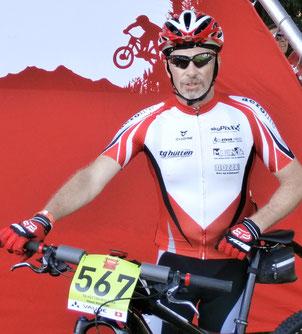 Hansjörg Holdener - Triathlon