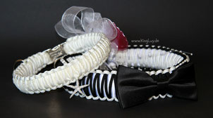 Paracord Hochzeitshalsbänder