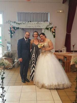 Cérémonie laïque de mariage by Charlotte Vilain / officiante de cérémonie laïque