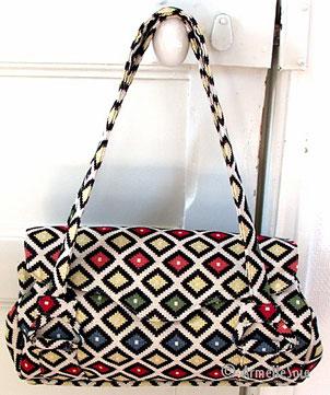 sac,à main, fait main, multicolore,fait main, France, noir,fabriqué en France, création textile,