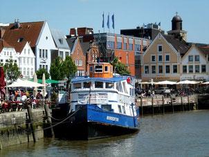 Restaurantschiff Nordertor Husum