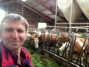 Biogas Gülle Verdienst Ertrag Milch