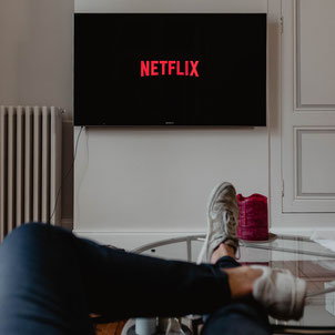 Netflix and Chill Quarantäne Tipps gegen Langeweile Teens