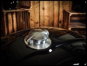 BMW R9T Monza Tankdeckel