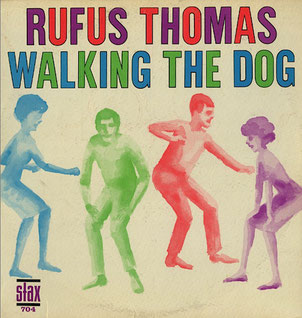 Rufus Thomas - Walking The Dog / 1963